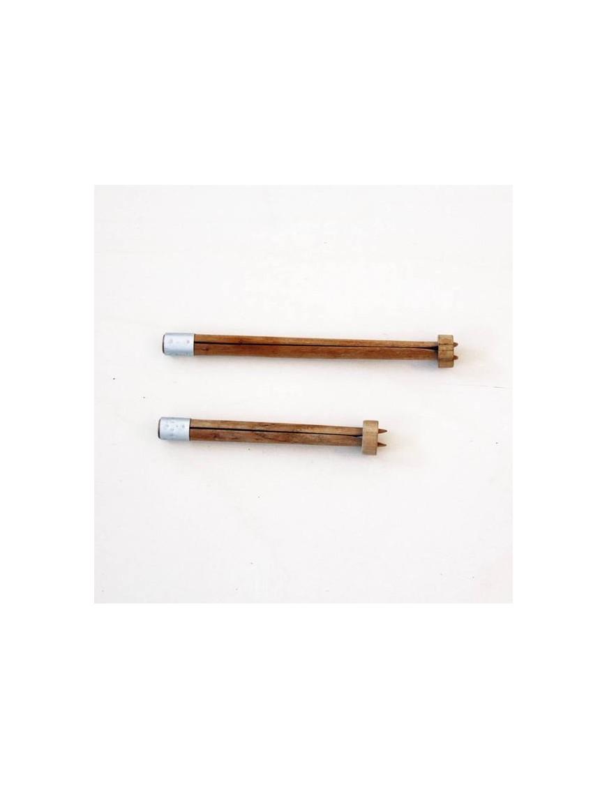 FOG LINEN - wooden food bag clipper