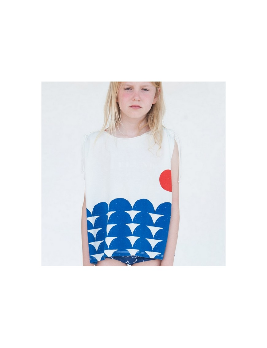 Bobo choses t-shirt drawstring Rowing