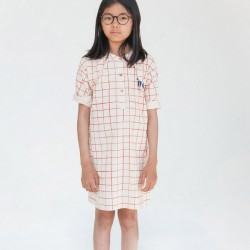 Bobo choses robe vintage net