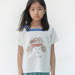 (6/7 ans) BOBO CHOSES | t-shirt sailor john