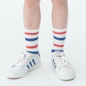 34/36 - Bobo choses chaussettes tennis à rayures