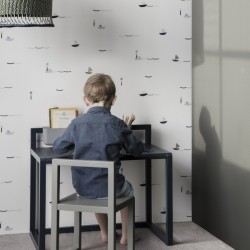 "bureau enfant: vert ""little architect"" 