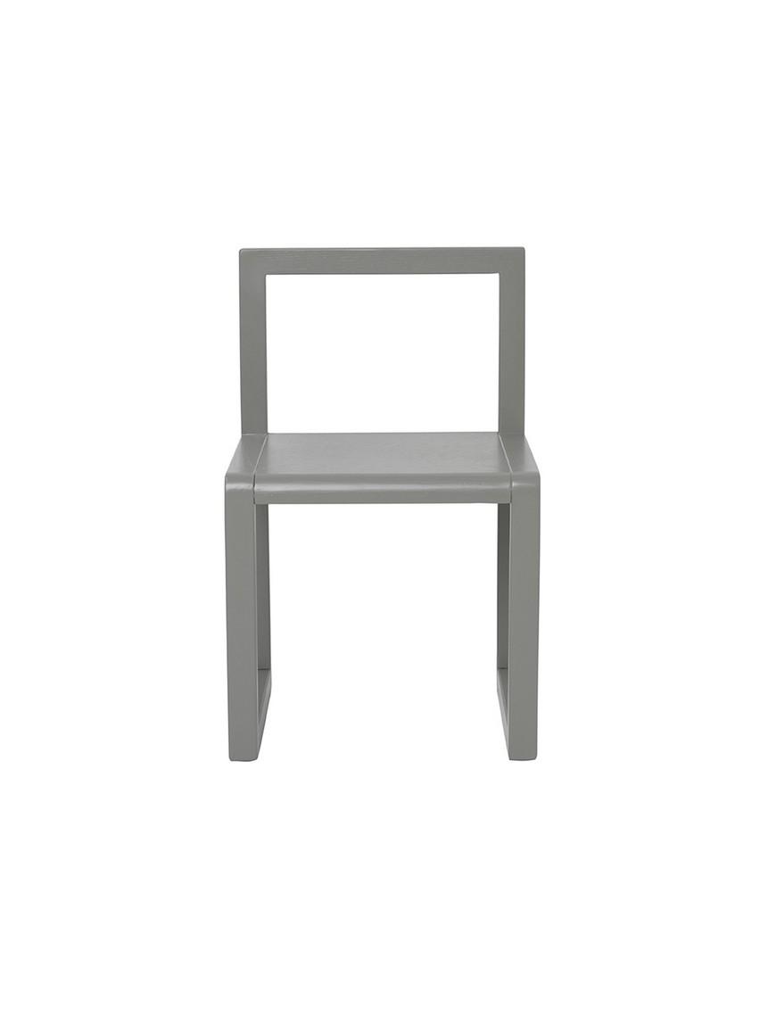 Ferm Living kids Little Architect chair - grey