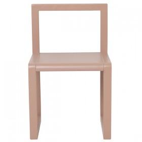 Ferm Living kids Little Architect chair - rose