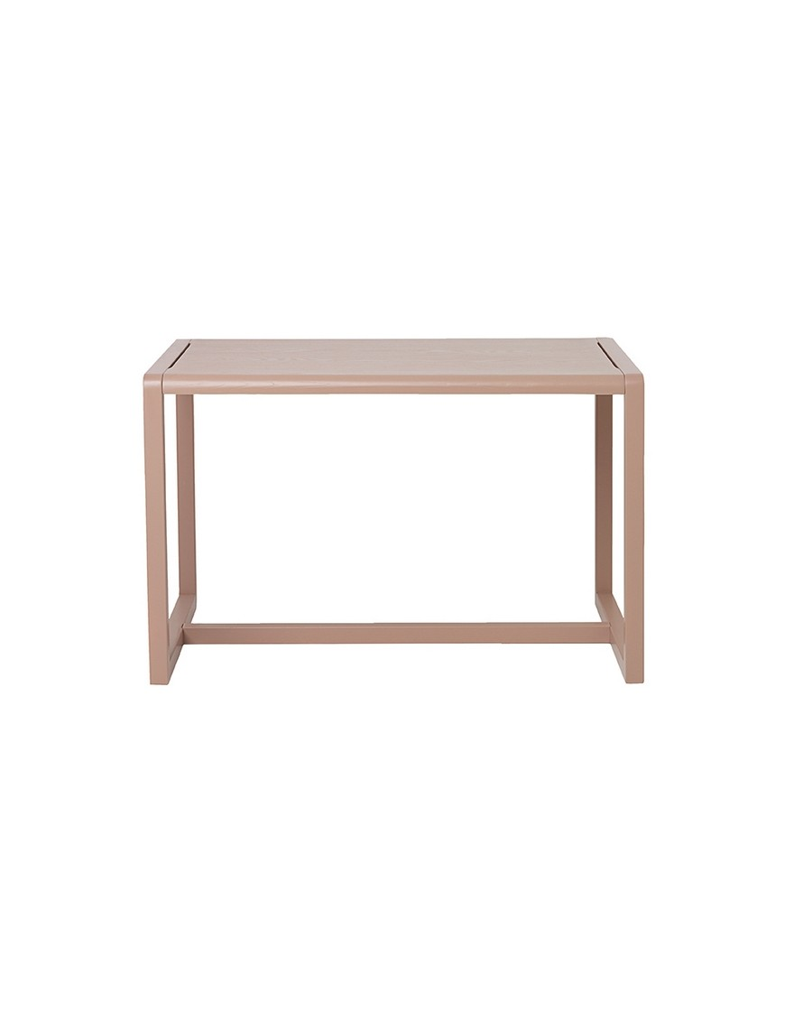 Ferm Living kids Little architect table - rose