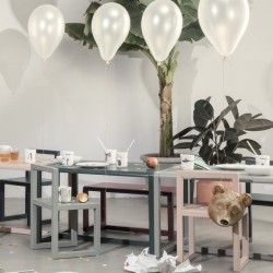 "table enfant : rose ""little architect"" 
