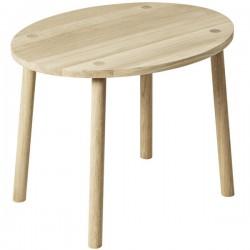 "table enfant 100% chêne ""Mouse"" | Nofred"