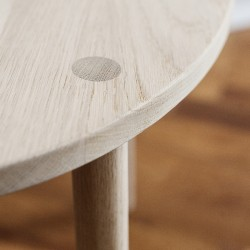 "table enfant ""Mouse"": chêne"