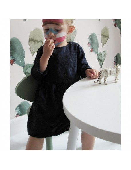 """table enfant: blanche """"Mouse"""" 
