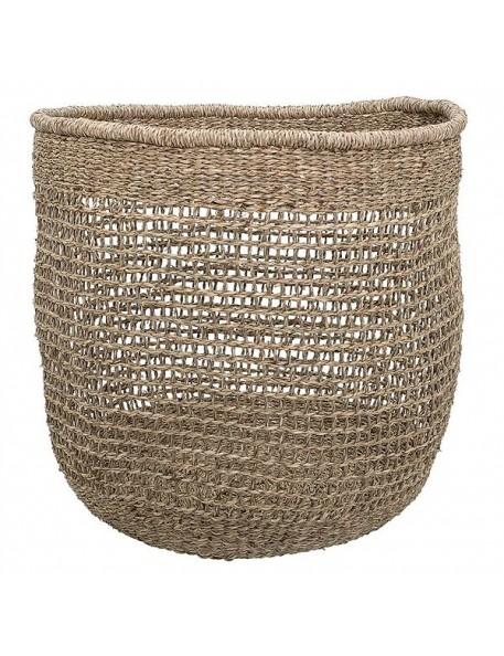bloomingville natural basket