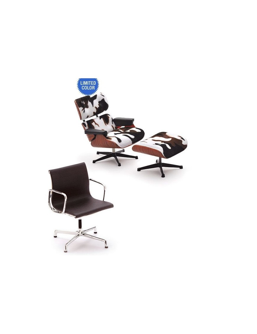 achetez en ligne moins cher eames miniatures furniture the chair. Black Bedroom Furniture Sets. Home Design Ideas