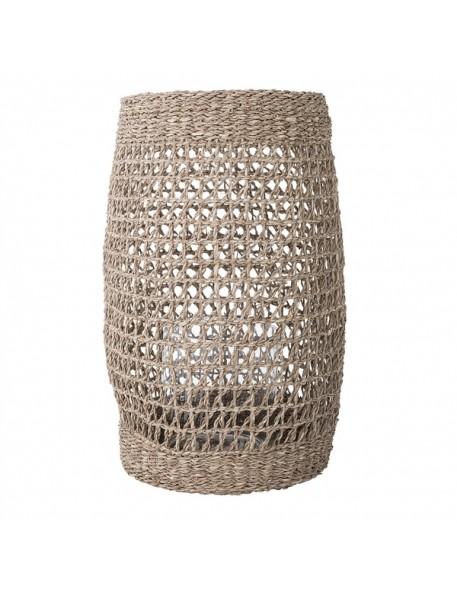 Bloomingville | lanterne raphia (H42cm)