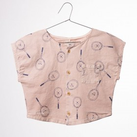 Bobo choses blouse tennis