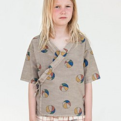 Bobo choses kimono shirt basket ball
