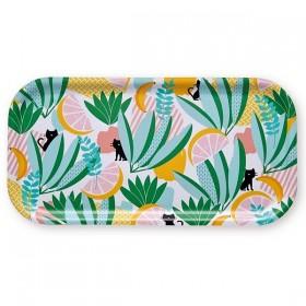 serving tray jungle by Bandjo