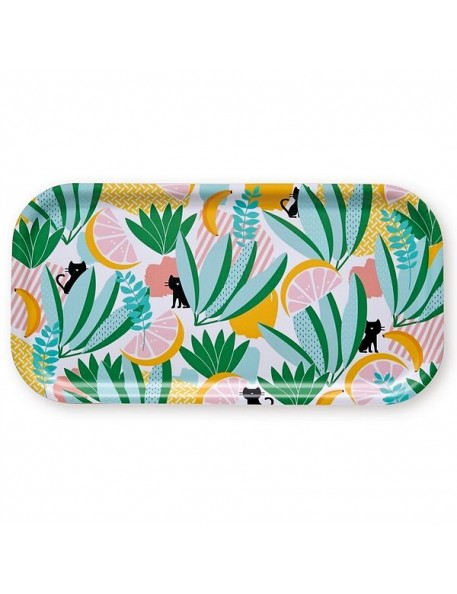 serving tray jungle by Bandjo