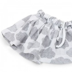 Moumout cloud baby bloomers skirt