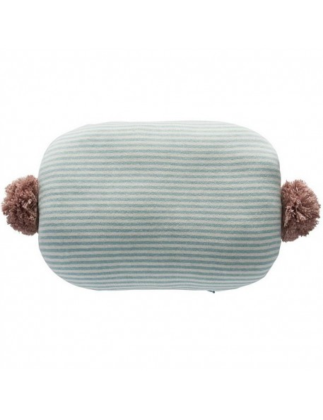 oyoy bonbon cushion mint & off-white /rose