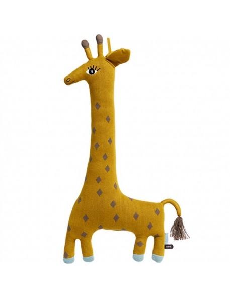 Coussin girafe Noah OYOY