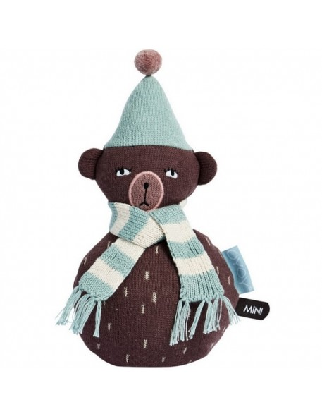 "culbuto: jouet bébé ""Roly Poly Teddy"" | Oyoy"