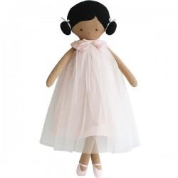 poupée chiffon Lulu doll pink 48 cm ALIMROSE