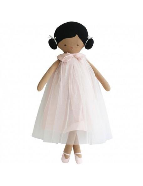 ALIMROSE design - poupée : Lulu doll (rose) 48 cm