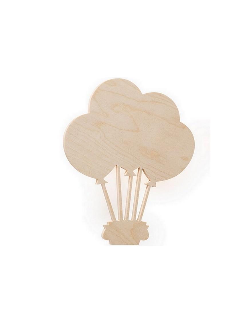 Lampe-design-enfant-en-bois-montgolfière
