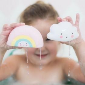 Jouet de bain arc-en-ciel | A Little Lovely Company