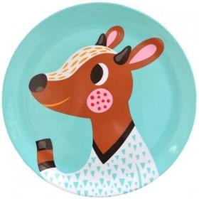 Helen Dardik | melamine plate : fawn