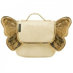 Caramel & Cie | butterfly backpack : gold