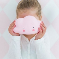 pink cloud night light | A Little Lovely Company