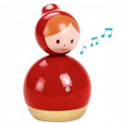 "music box ""red riding hood"" 