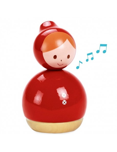 "music box ""red riding hood"" | Shinzi Katoh"