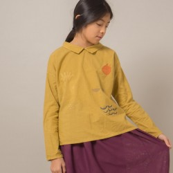 "Bobo Choses | blouse ""sea junk"""