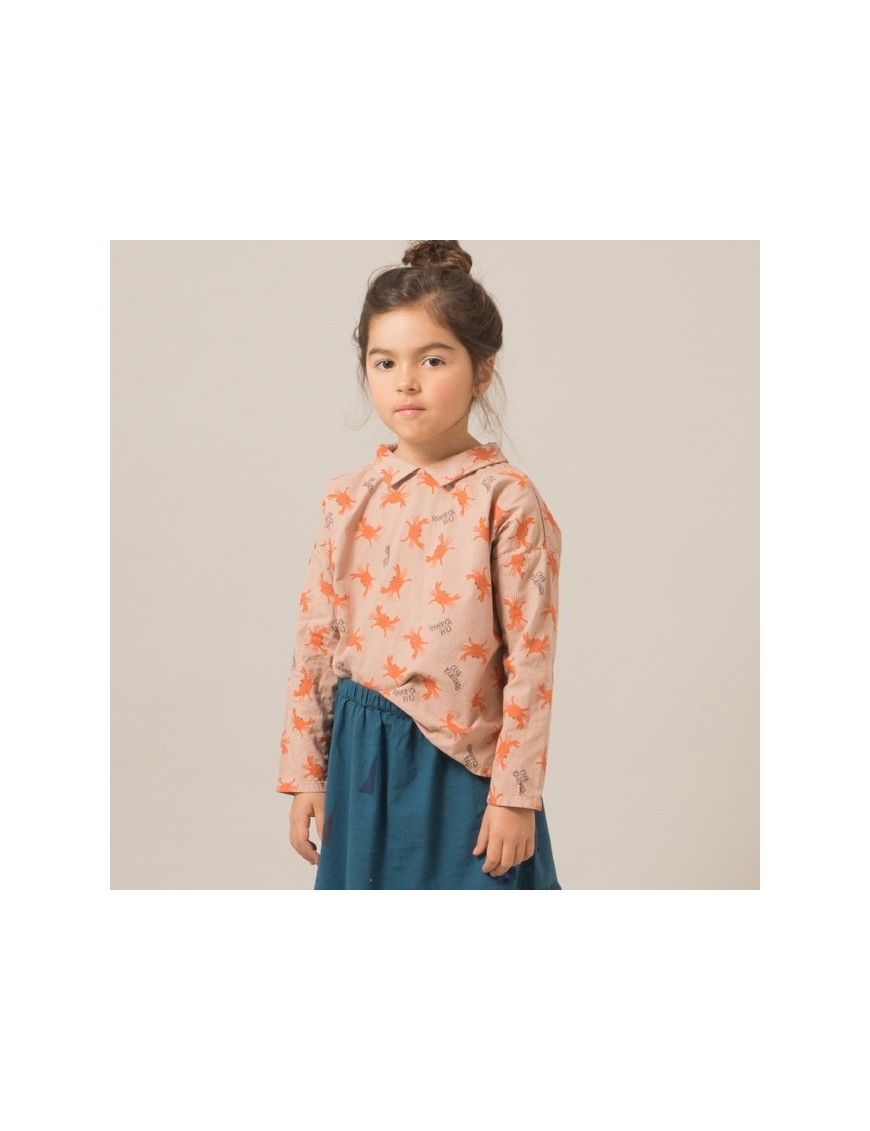 Bobo-Choses-blouse-crab-your-hand