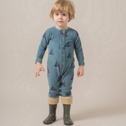 "12/18M - Bobo Choses | jumpsuit ""Alma S.B."""