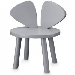 Nofred - mouse chair: grey