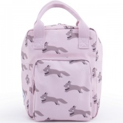 Eef lillemor - backpack : fox (pink)