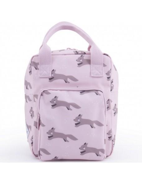 Eef lillemor - backpack : fox (pink)