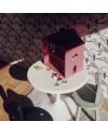 """maison de poupée rose """"Harbour"""""""