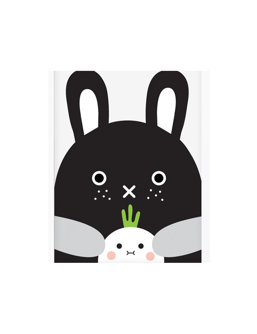 Affiche-noir-et-blanc-chambre-bebe-42x59cm-NOODOLL-Riceturnip
