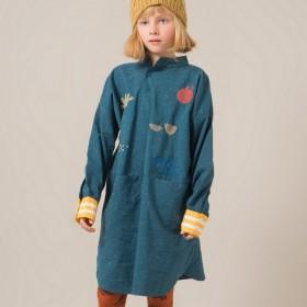 "Bobo Choses   robe tunique ""sea junk emb"""