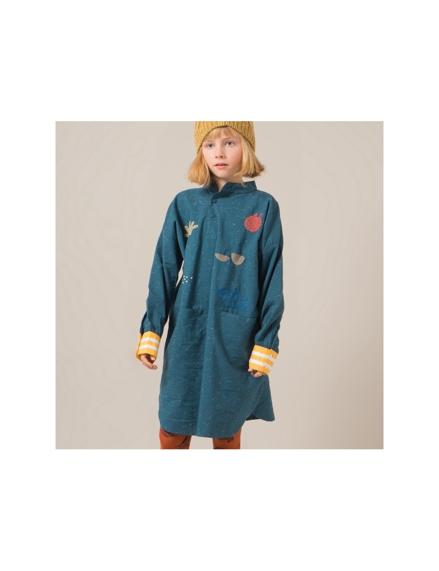 "Bobo Choses | tunic dress ""sea junk"""