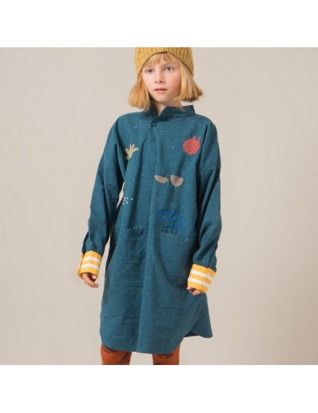 "Bobo Choses | robe tunique ""sea junk emb"""