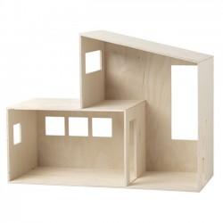 """Ferm-LIVING - maison de poupée """" Funkis house"""" (small)"""