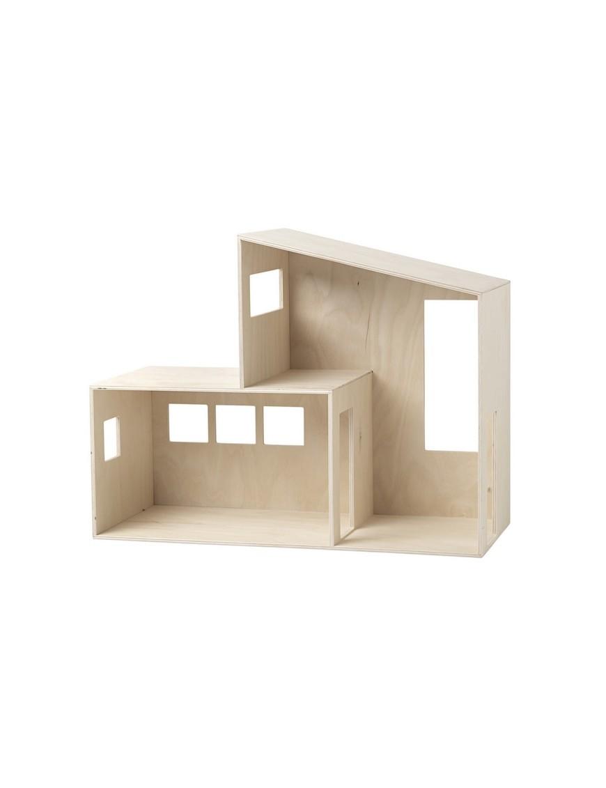 """Ferm-living - maison de poupée """" Funkis house"""" small"""