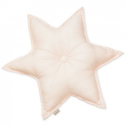 Camcam Copenhagen - pink star cushion (50cm)