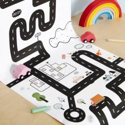 """Olli Ella - Playpa """"road"""" (45 x 8 m)"""