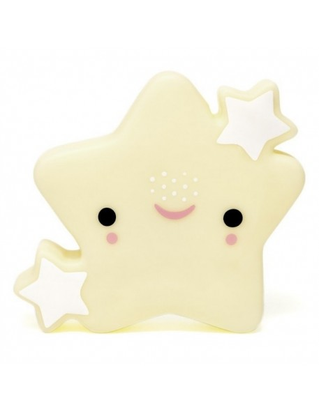 veilleuse bébé | étoile jaune - Petit Monkey