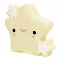 star night light yellow - Petit Monkey